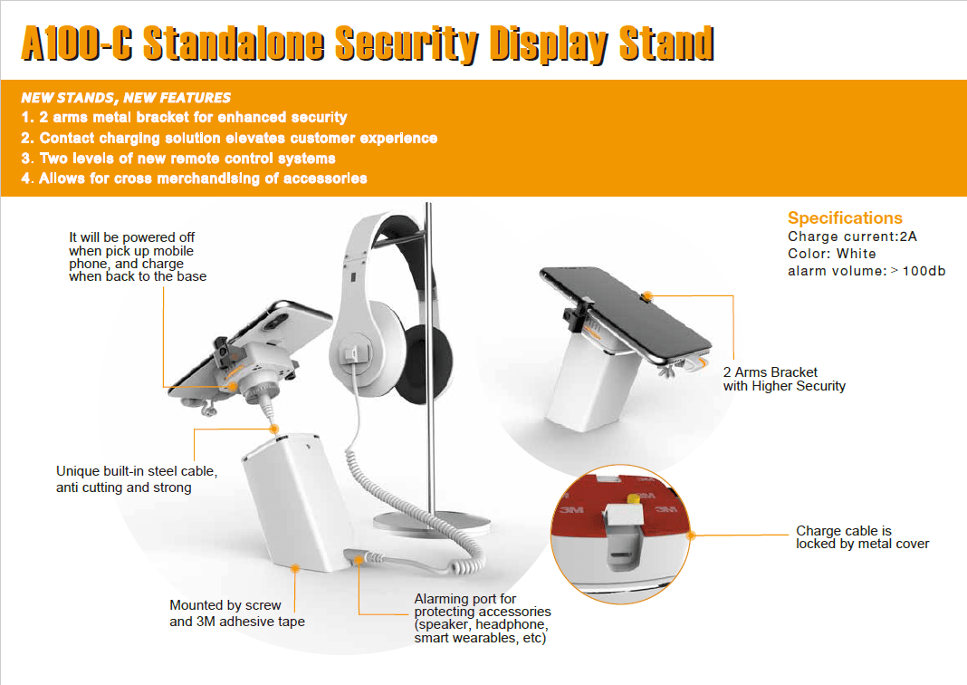 Security Display Stand